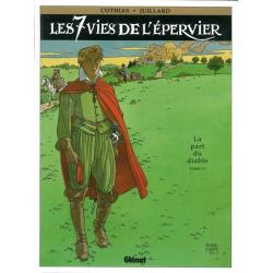 7 Vies de l'Épervier (Les) - Tome 6 - La part du diable