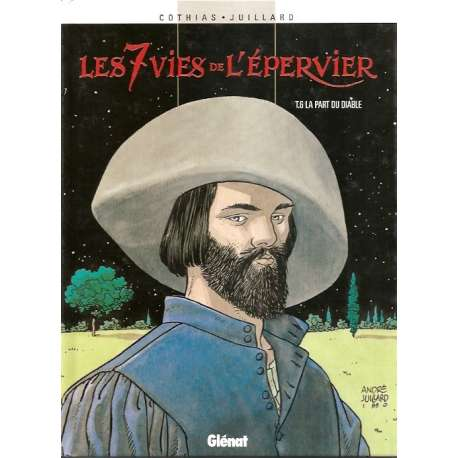 7 Vies de l'Épervier (Les) - Tome 6 - La part du diable