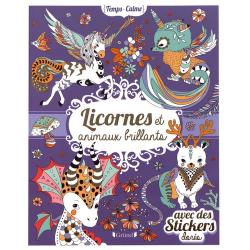 Licornes et animaux brillants - Album