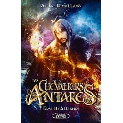 Les chevaliers d'Antarès - Tome 11