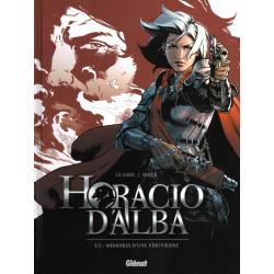 Horacio d'Alba - Tome 3 - Mémoires d'une Vésuvienne