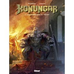 Konungar - Tome 2 - Les guerriers du néant