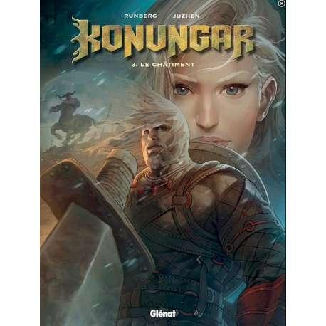 Konungar - Tome 3 - Le châtiment