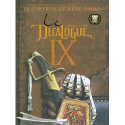 Décalogue (Le) - Tome 9 - Le papyrus de Kôm-Ombo