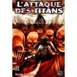 Attaque des Titans (L') - Tome 31 - Tome 31