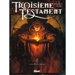 Troisième Testament (Le) - Tome 3 - Luc ou le souffle du taureau