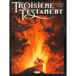 Troisième Testament (Le) - Tome 4 - Jean ou le jour du corbeau