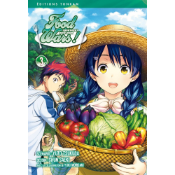 Food Wars ! - Tome 3 - Tome 3