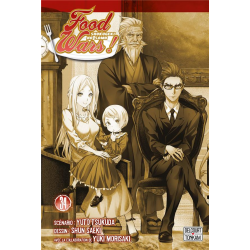 Food Wars ! - Tome 34 - Tome 34