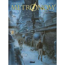 Metronom' - Tome 1 - Tolérance Zéro