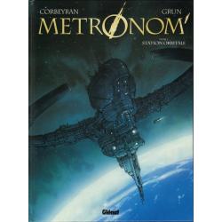 Metronom' - Tome 2 - Station orbitale