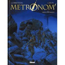 Metronom' - Tome 4 - Virus psychique
