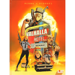 Valhalla hotel - Tome 1 - Bite the bullet