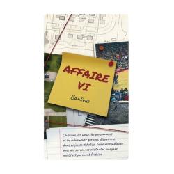 Detective - Affaire n°6 - Extension