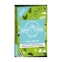 Parent Épuisé : Kit de Survie Green Attitude