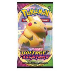 Booster Pokémon EB04 - Voltage Éclatant
