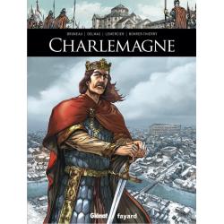 Ils ont fait l'Histoire - Tome 3 - Charlemagne
