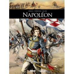 Ils ont fait l'Histoire - Tome 5 - Napoléon - Tome 1/3