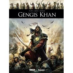 Ils ont fait l'Histoire - Tome 6 - Gengis Khan