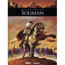 Ils ont fait l'Histoire - Tome 7 - Soliman le Magnifique