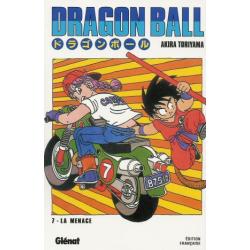 Dragon Ball (Édition de luxe) - Tome 7 - La menace
