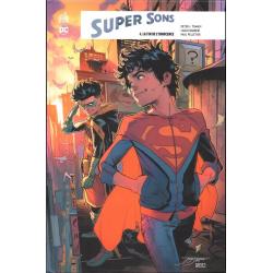 Super Sons - Tome 4 - La Fin de l'innocence