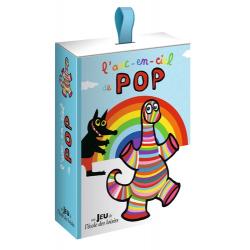 L'arc-en-ciel de Pop - Le jeu