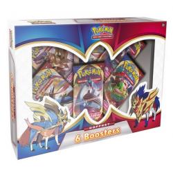 Pokémon : coffret 6 boosters EB01