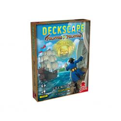 Deckscape : Equipage Contre Equipage : L'Ile des Pirates