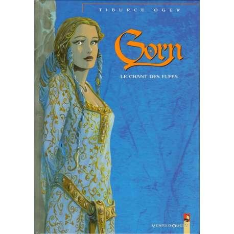 Gorn - Tome 9 - Le chant des elfes