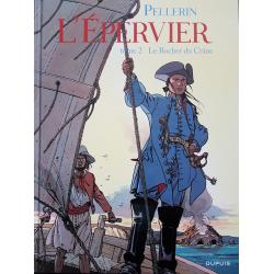 Épervier (L') (Pellerin) - Tome 2 - Le Rocher du crâne