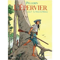 Épervier (L') (Pellerin) - Tome 5 - Le Trésor du Mahury