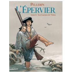 Épervier (L') (Pellerin) - Tome 6 - Les Larmes de Tlaloc