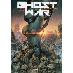 Ghost war - Tome 3 - Machinen Krieg