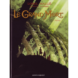Grand Mort (Le) - Tome 2 - Pauline...