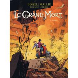 Grand Mort (Le) - Tome 4 - Sombre