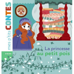 La princesse au petit pois - Album
