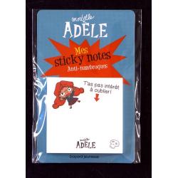 Mes sticky notes Mortelle Adèle - Anti-nazebroques