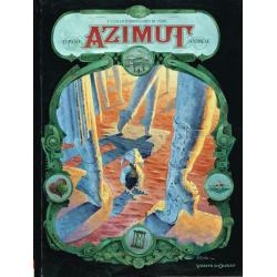 Azimut - Tome 3 - Les anthropotames du Nihil