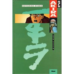 Akira (Glénat cartonnés en couleur) - Tome 2 - Cycle wars