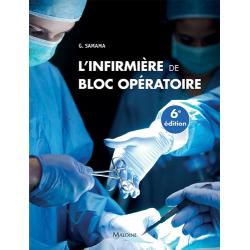 L'infirmière de bloc opératoire - Grand Format