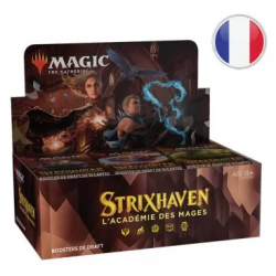 Strixhaven : Boîte de 36 Boosters FR