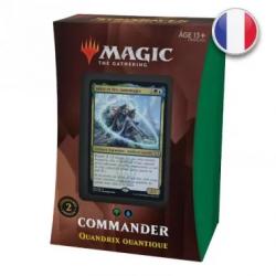 Strixhaven : Deck Commander Quandrix quantique FR