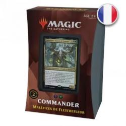 Strixhaven : Deck Commander Maléfices de Flestrefleur FR