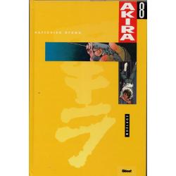 Akira (Glénat cartonnés en couleur) - Tome 8 - Déluge