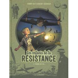 Enfants de la Résistance (Les) - Tome 7 - Tombés du ciel