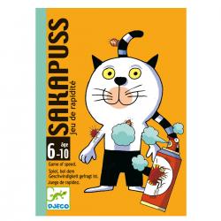 Jeux de cartes - Sakapuss