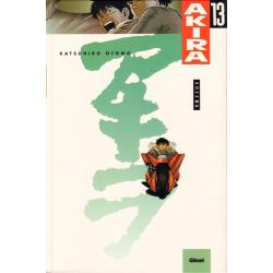 Akira (Glénat cartonnés en couleur) - Tome 13 - Feux