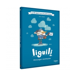 Liguili - Messager Aventurier