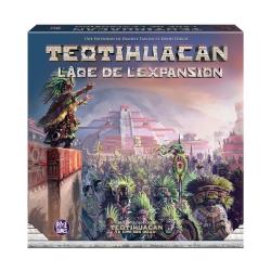 Teotihuacan : l'Âge de l'Expansion